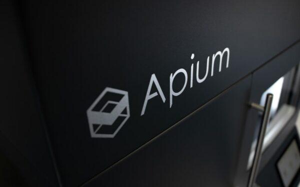 Logo Drukarki 3d APIUM P220