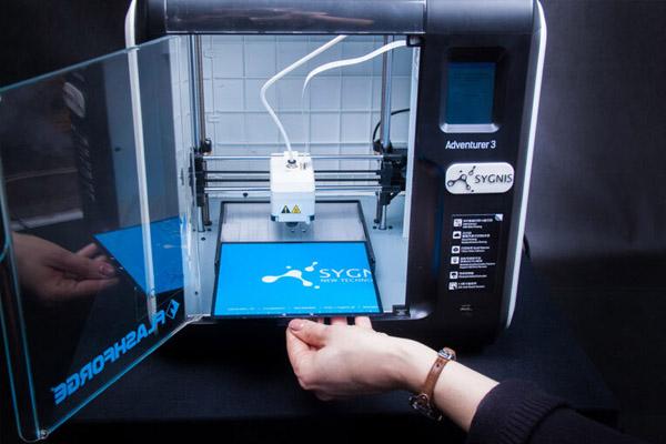 Drukowanie na drukarce 3d sygnis