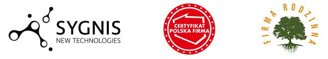 Logotypy Sygnis