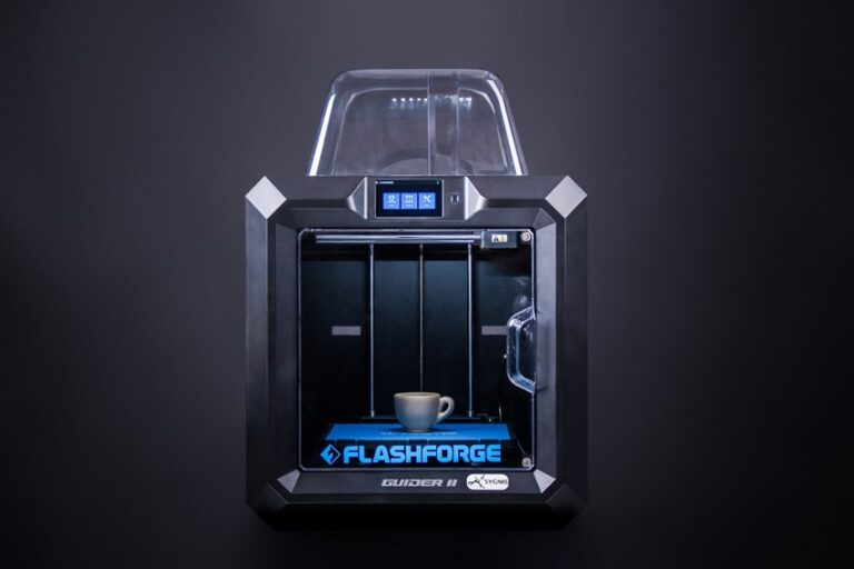 Drukarka 3D Sygnis FlashForge Guider II