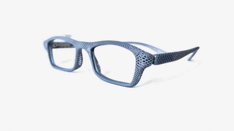 Okulary wydrukowane w technologii DLP