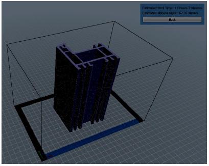 Przygotowanie pliku dla drukarki 3D